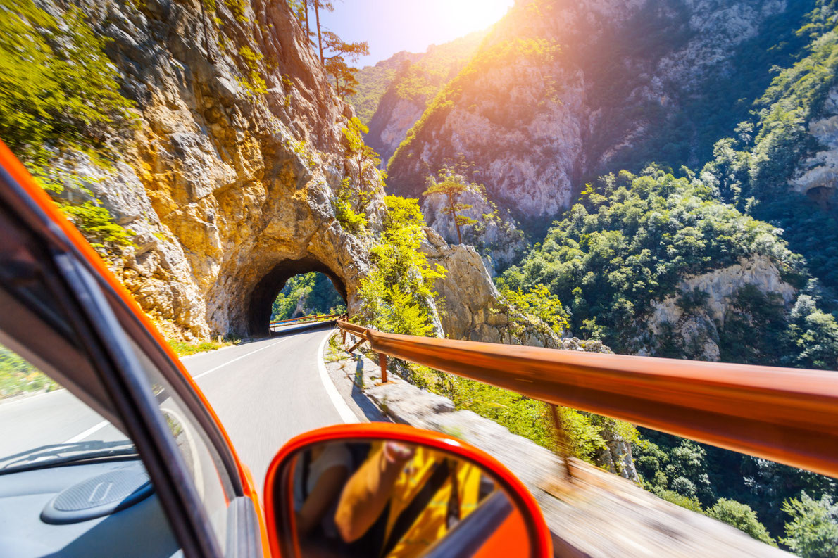 لذت رانندگی در سفر