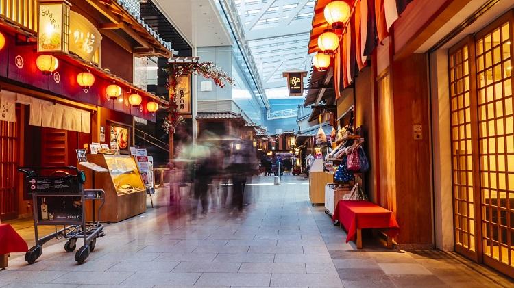 رستوران هانه دا توکیو