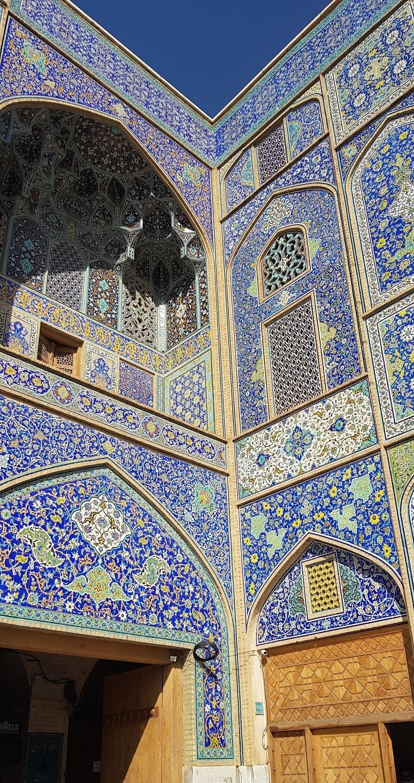 معماری میدان نقش جهان اصفهان
