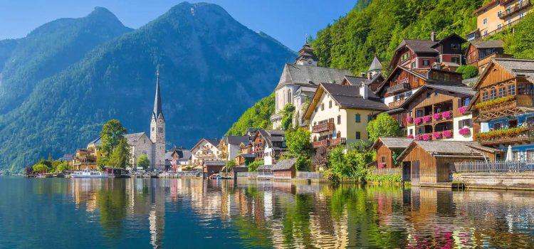 جاذبه گردشگری اتریش