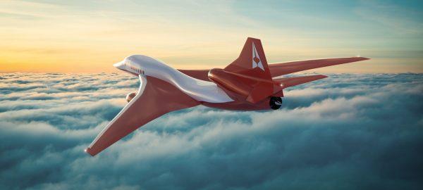 هواپیمای مافوق صوت Aerion