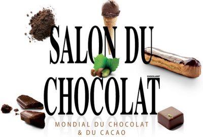 نمایشگاه شکلات پاریس - نگین پرواز پارس
