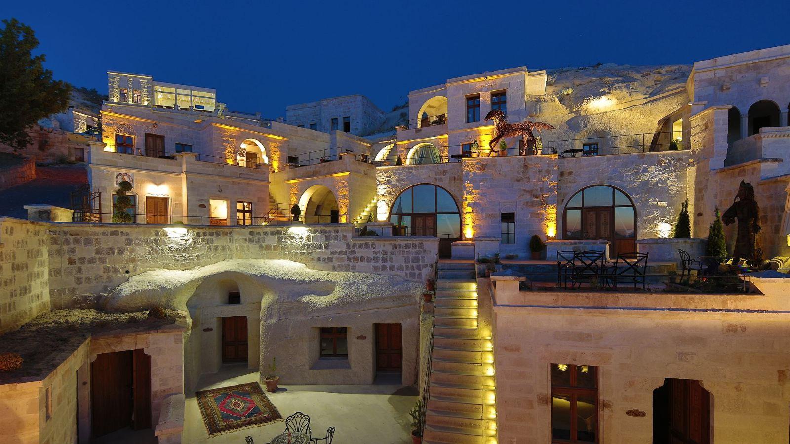 هتل کاپادوکیا Phocas Cave Suites