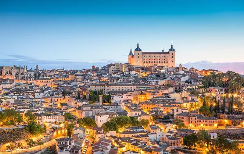 شهر تولدو اسپانیا