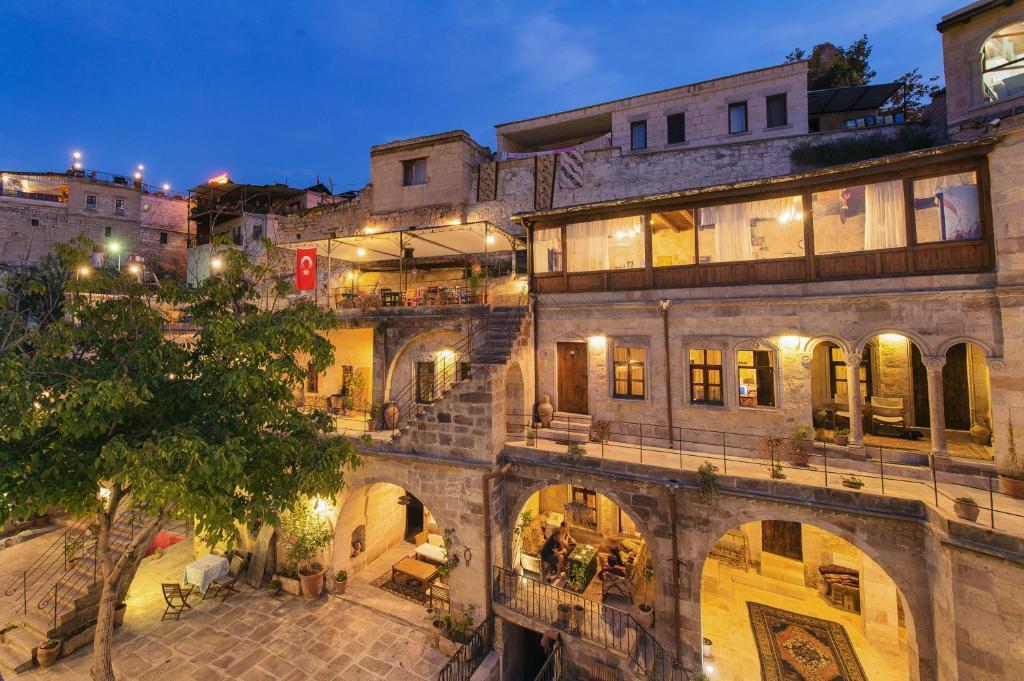 هتل کاپادوکیا Travellers Cave Pension