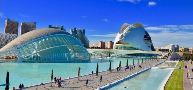 منطقه توریستی اسپانیا