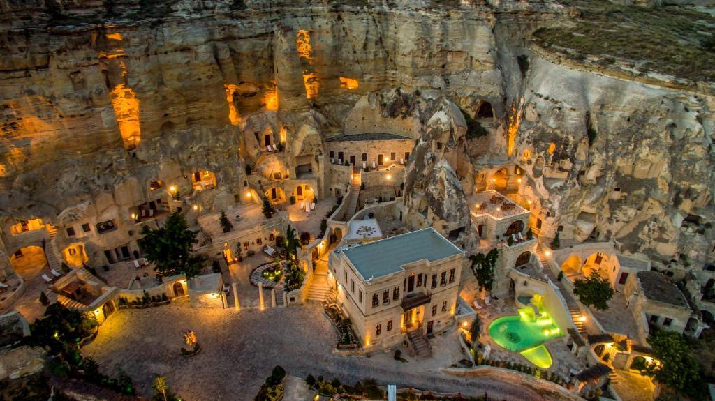 هتل کاپادوکیا Yunak Evleri Cave Hotel