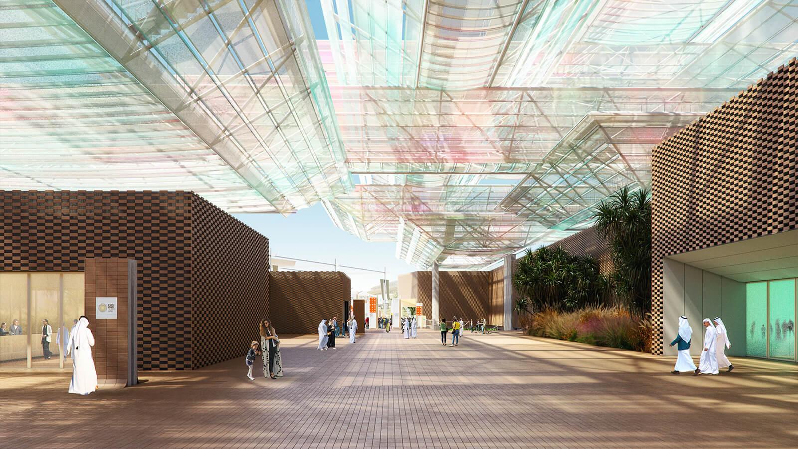 سالن فرصت دبی اکسپو 2020