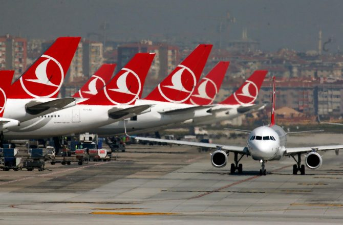افزایش پروازهای ترکیش ایرلاین به تهران