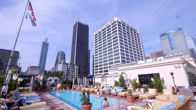 هتل 5 ستاره لس آنجلس