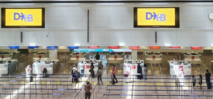ترمینال 1 فرودگاه دبی میزبان پروازهای ماهان از 1 جولای