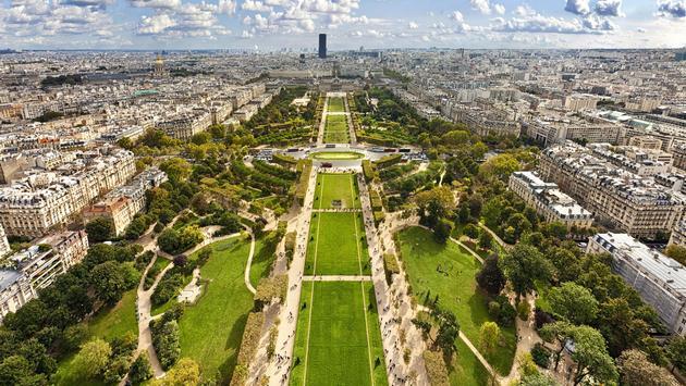 هتل 5 ستاره پاریس
