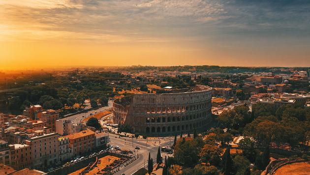 هتل 5 ستاره رم