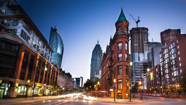 هتل 5 ستاره تورنتو