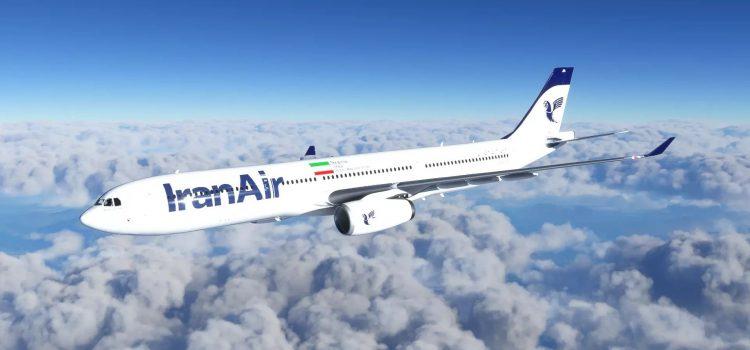 شروع پروازهای ایران ایر به دبی از تهران و شیراز