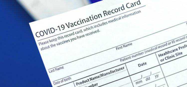 پذیرش مسافران واکسینه شده برای ورود به ایران
