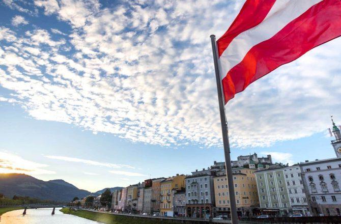 به روز رسانی شرایط سفر به اتریش