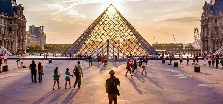 10 جاذبه توریستی پاریس