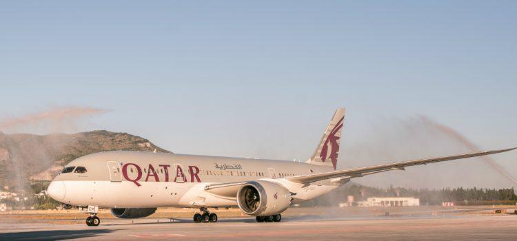 شروع پروازهای قطر ایرویز به مالاگا از 2 جولای