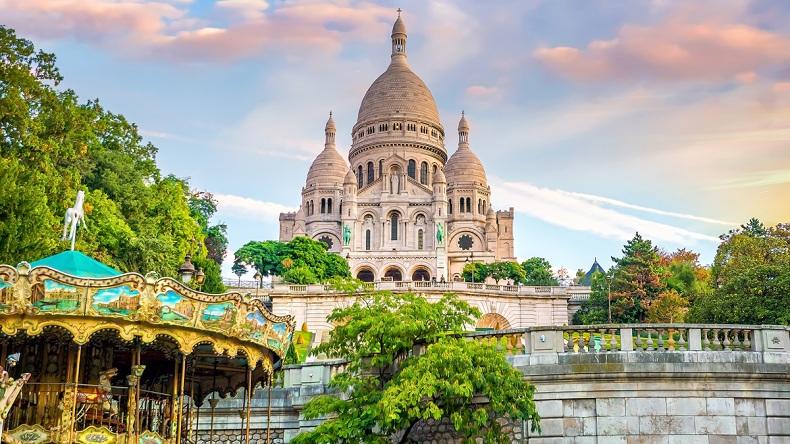 کلیسای سکرهکر پاریس