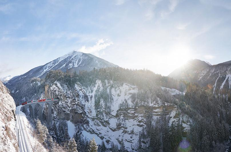 Glacier Express سوئیس