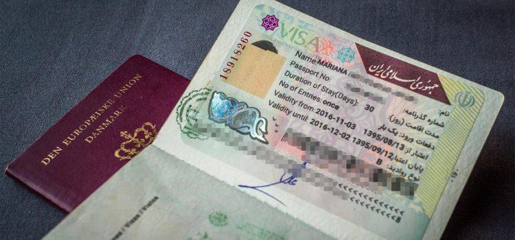 ازسرگیری صدور ویزای توریستی ایران از آبان 1400